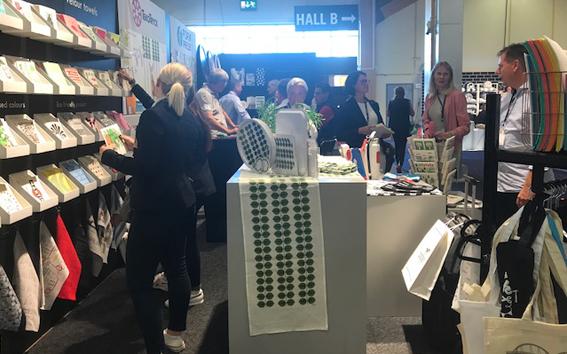 Tack till alla som besökte oss på Nordic Profile Fair