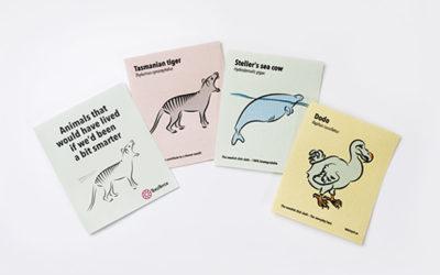 Utdöda djur som hade levt om vi varit lite smartare