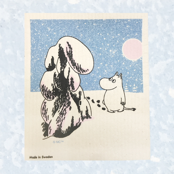 Opto Design Moomin Deep Snow