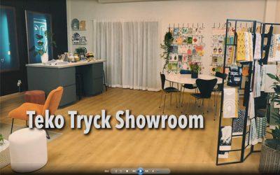 Teko Showroom på Youtube